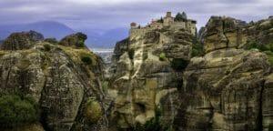 Meteora Kloster Urlaub