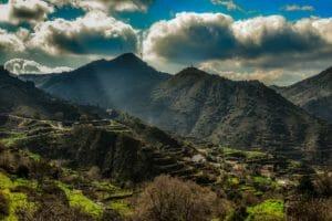 Zypern Wandern Berge Urlaub