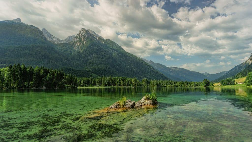 Natur pur im Urlaub