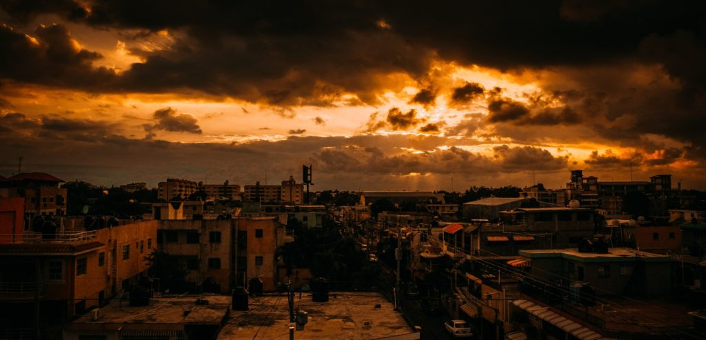 Dominikanische Republik aus anderer Perspektive.