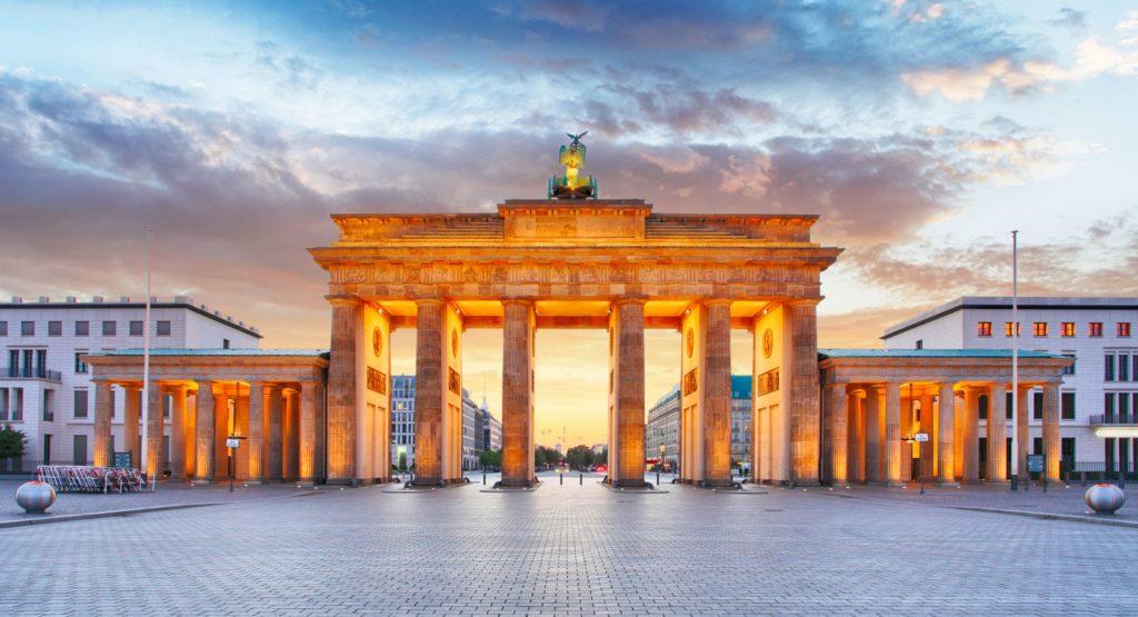 Berlin - Brandenburger Tor, lizensiert bei Adobe Stock