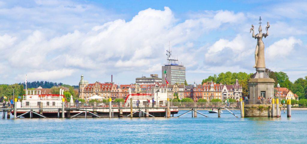 Konstanz, lizensiert bei Adobe Stock