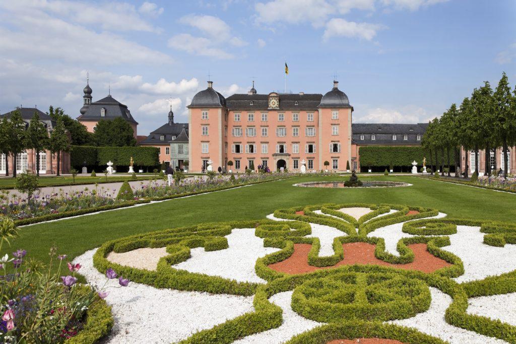 Schloss Schwetzingen, lizensiert bei Adobe Stock