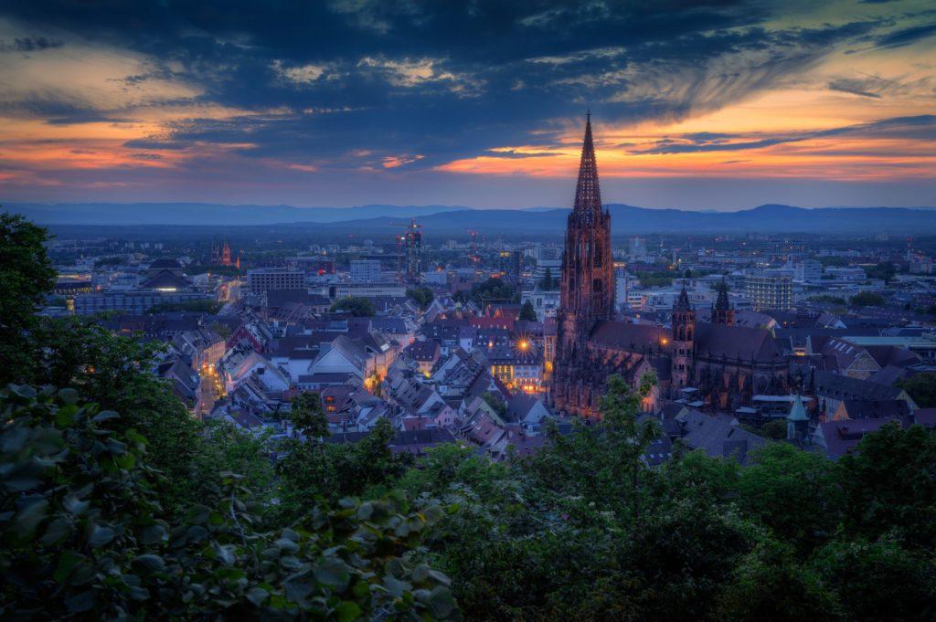 Freiburg, lizensiert bei Adobe Stock