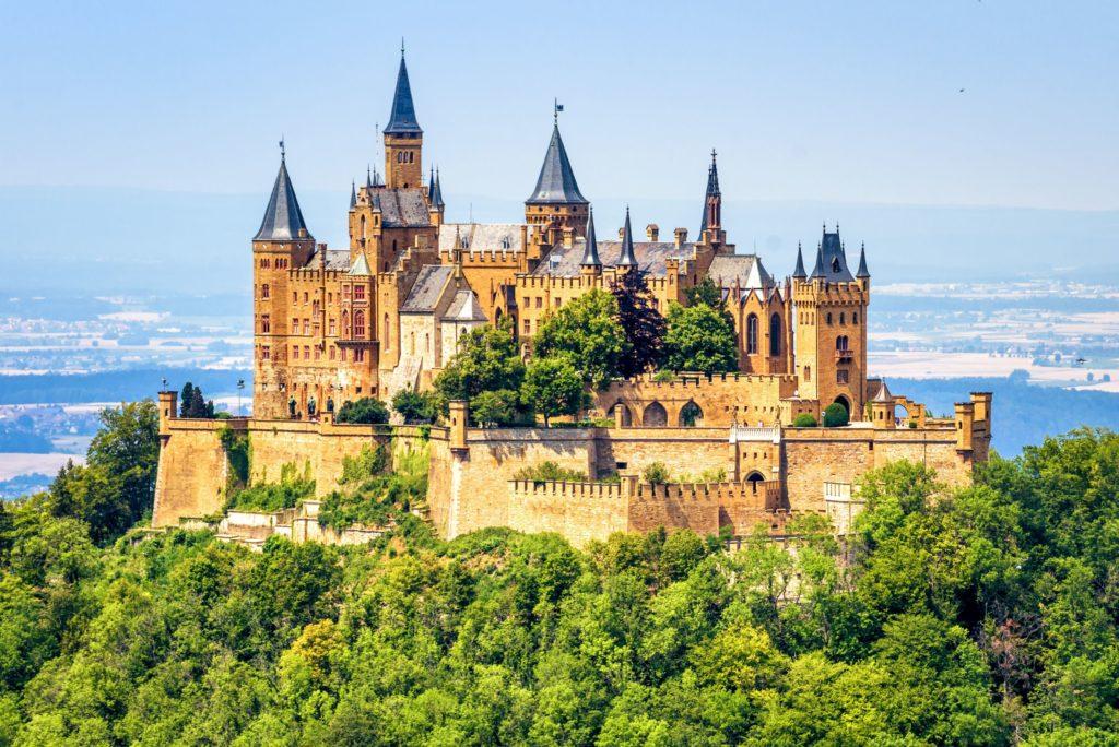 Hohenzollern, lizensiert bei Adobe Stock