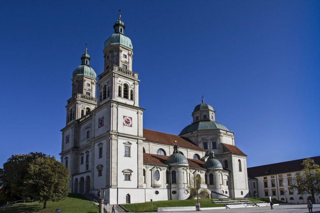 Basilika St. Lorenz, Kempten, lizensiert bei Adobe Stock
