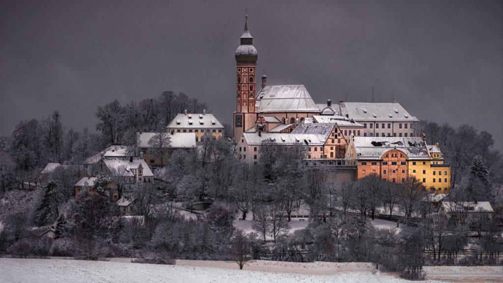 Kloster ANdechs, lizensiert bei Adobe Stock