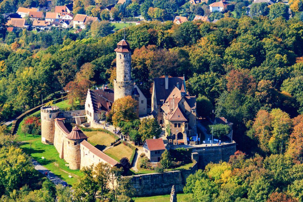 Altenburg, Bamberg, lizensiert bei Adobe Stock