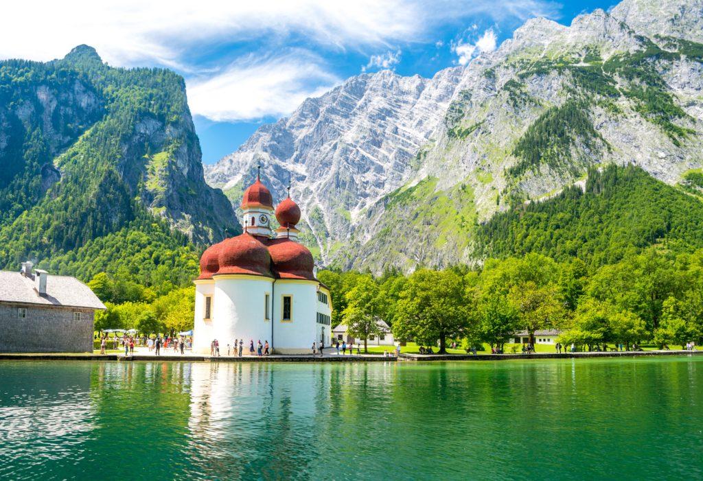Königssee, lizensiert bei Adobe Stock
