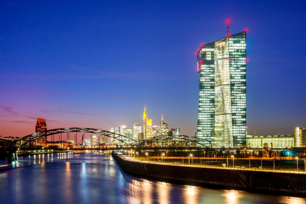 Frankfurt Main, lizensiert bei Adobe Stock
