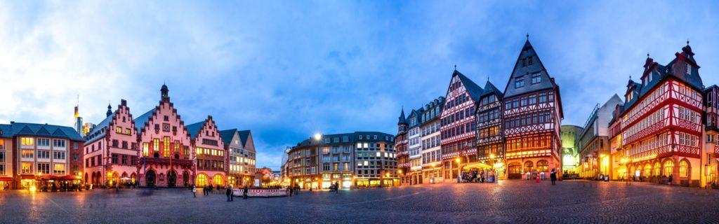 Römer, Frankfurt, lizensiert bei Adobe Stock