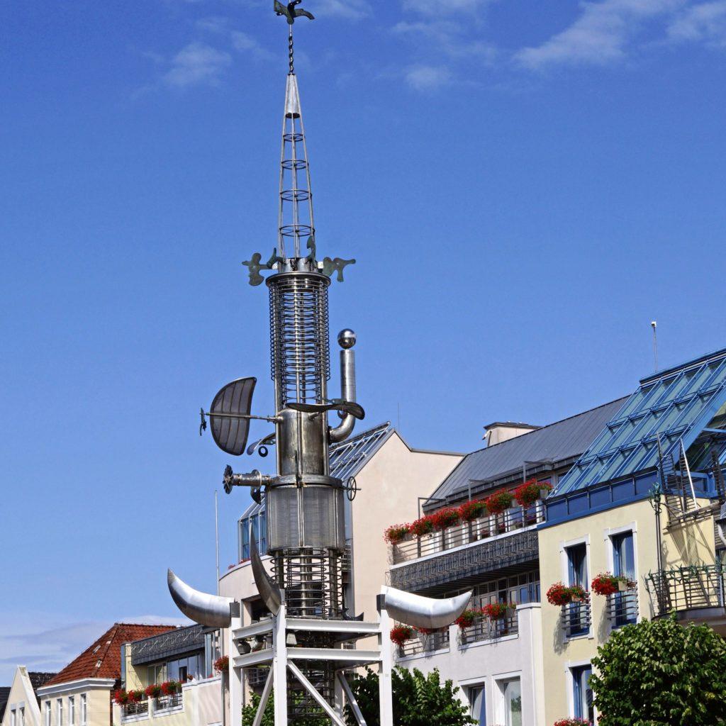 Sous Turm Aurich, lizensiert bei Adobe Stock