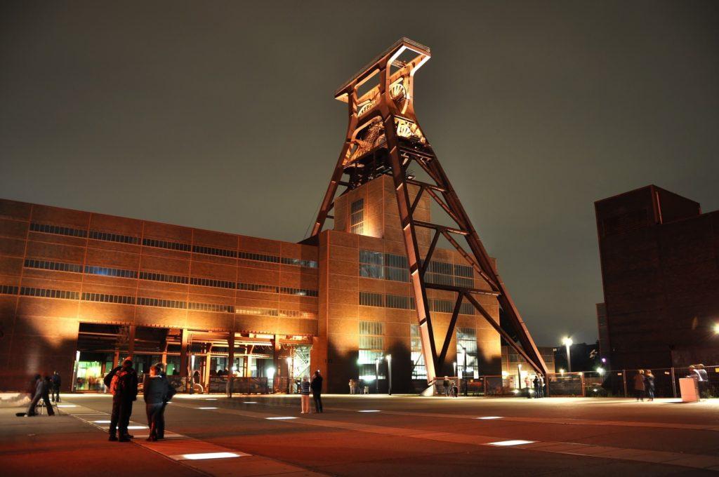 Zollverein, lizensiert bei Adobe Stock