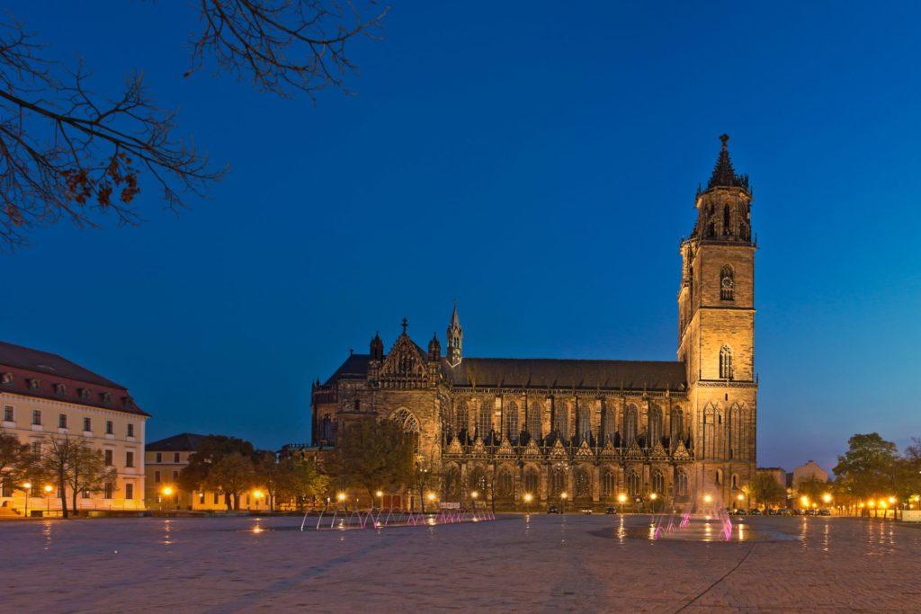 Dom Magdeburg, lizensiert bei Adobe Stock