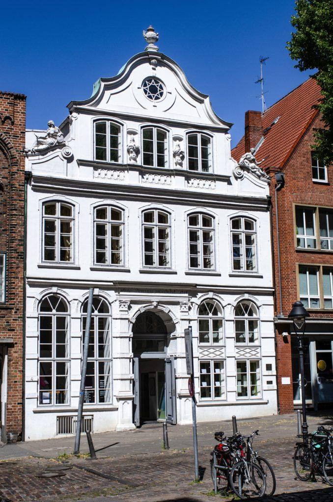 Buddenbrookhaus Lübeck, lizensiert bei Adobe Stock