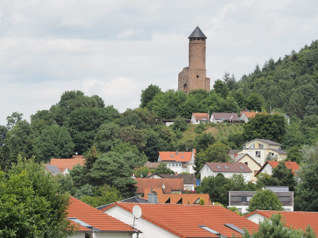 Burg Kirkel, lizensiert bei Adobe Stock