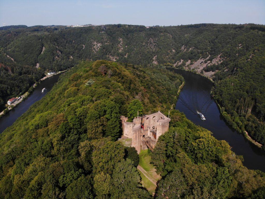 Burg Montclair, lizensiert bei Adobe Stock