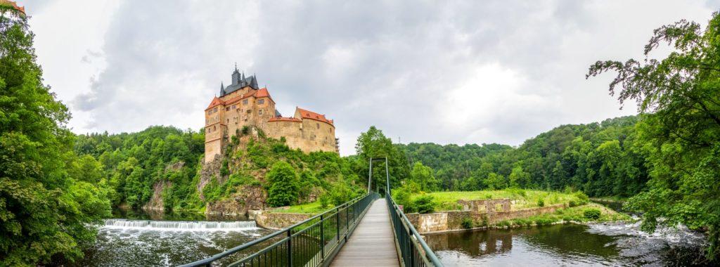 Burg Kriebstein, lizensiert bei Adobe Stock