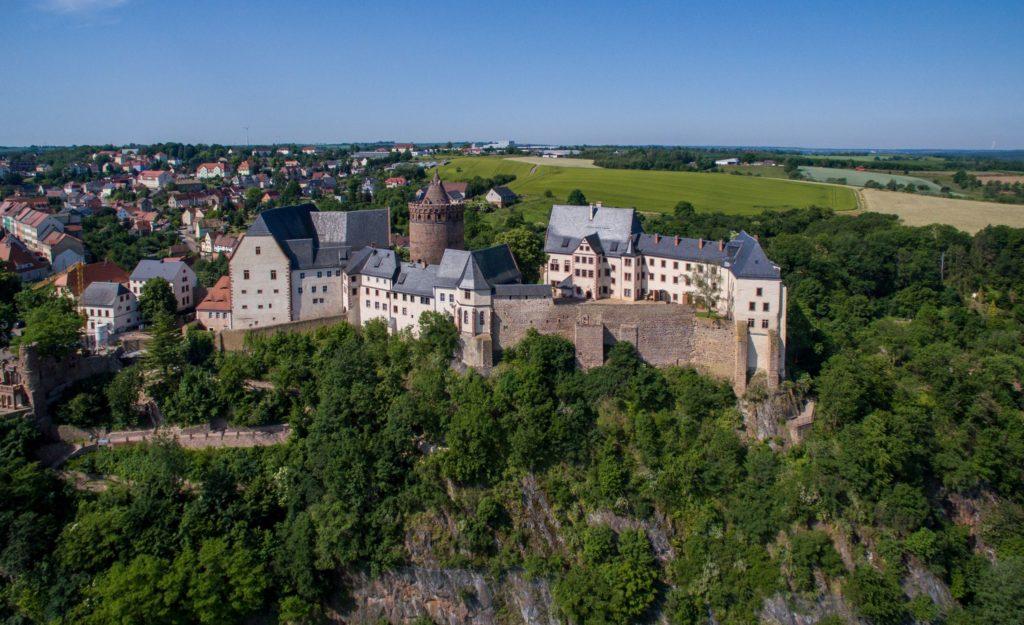 Burg Mildenstein, lizensiert bei Adobe Stock