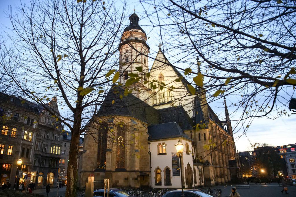 Thomaskirche, lizensiert bei Adobe Stock