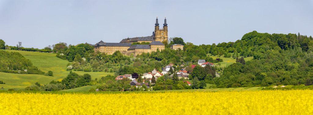 Kloster Banz, lizensiert bei Adobe Stock