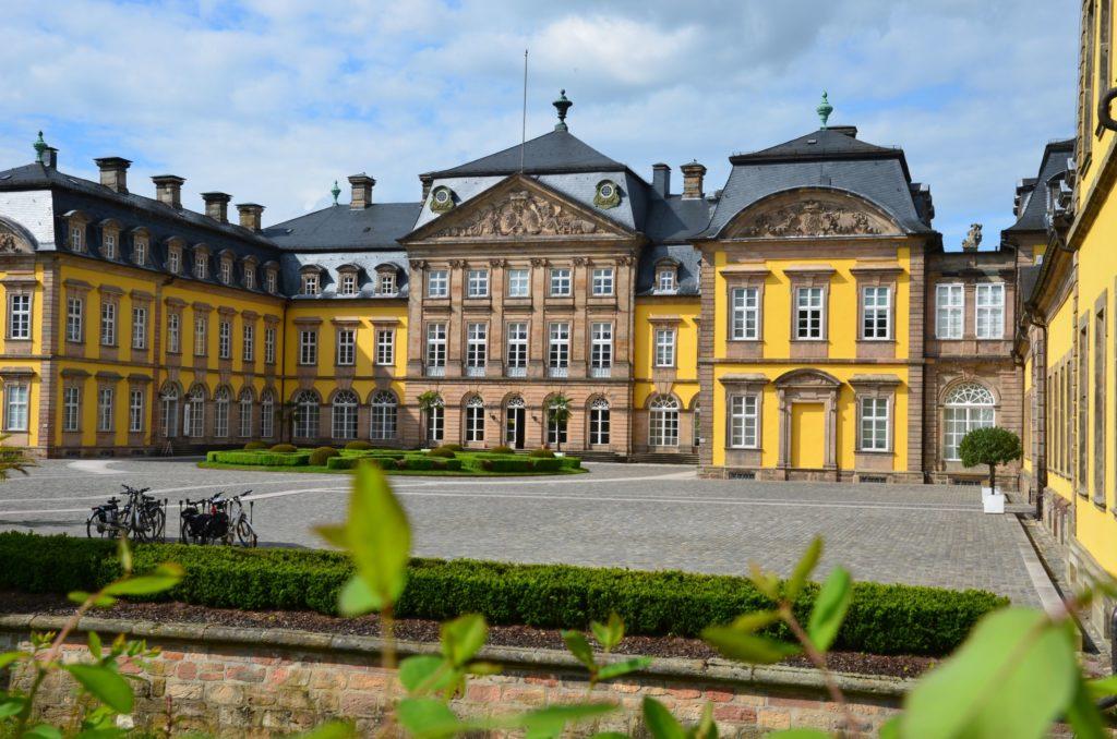Residenzschloss Bad Arolsen, lizensiert bei Adobe Stock