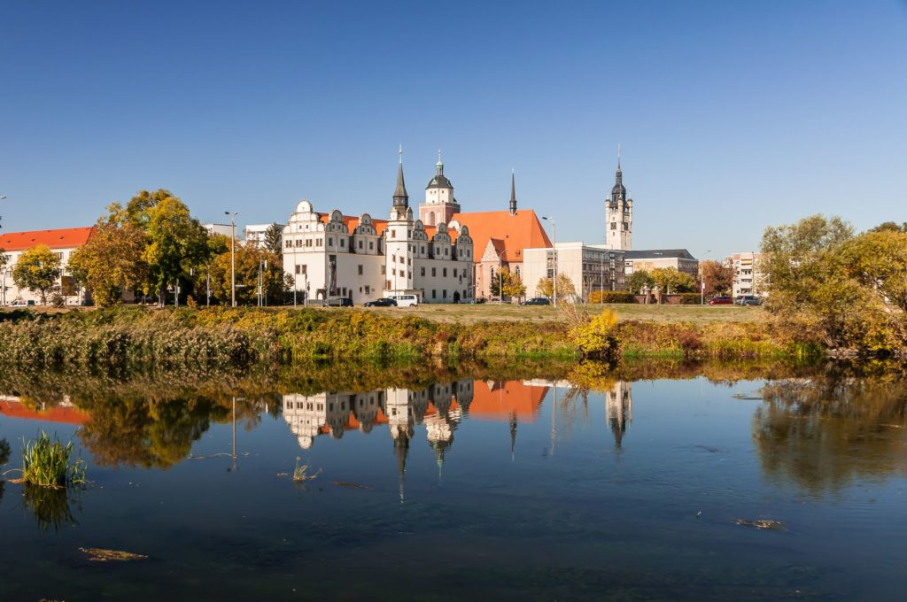 Dessau-Roßlau, lizensiert bei Adobe Stock