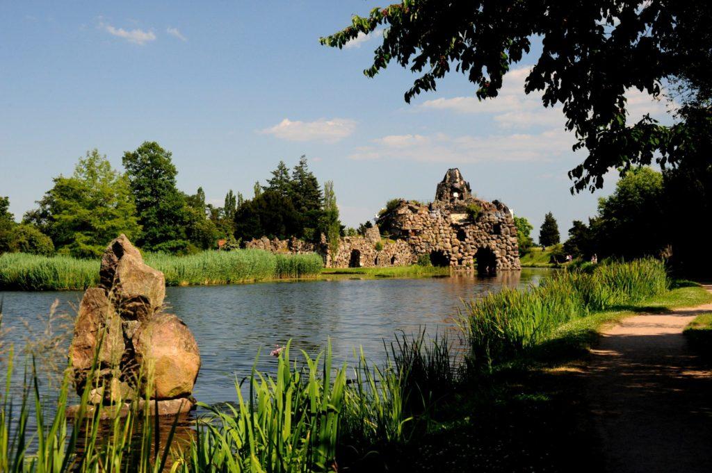 Wörlitzer Park, lizensiert bei Adobe Stock