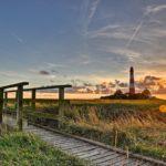 Westerhever Leuchtturm, lizensiert bei Adobe Stock