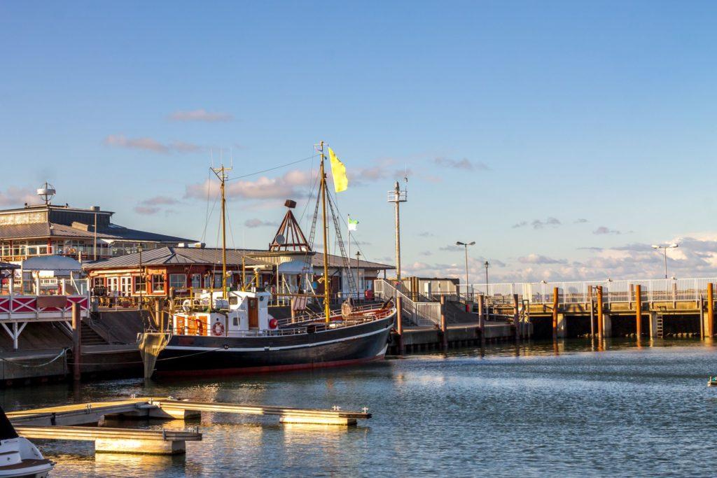 Lister Hafen, lizensiert bei Adobe Stock