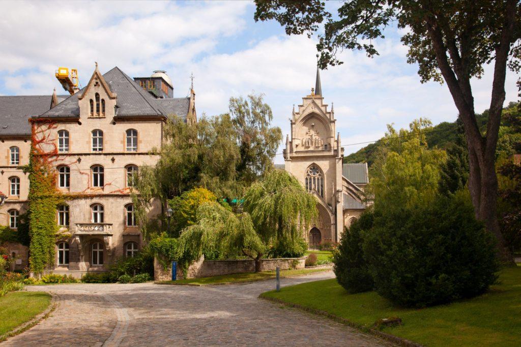 Kloster Pforta, lizensiert bei Adobe Stock