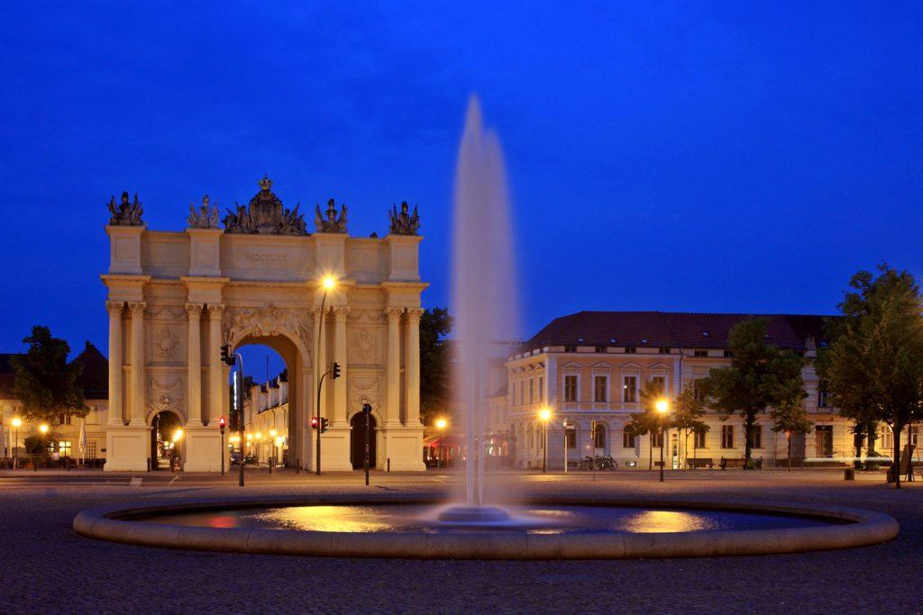 Brandenburger Tor, lizensiert bei Adobe Stock