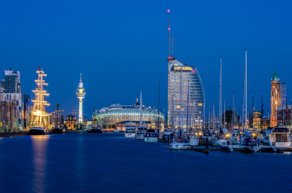 Bremerhaven, lizensiert bei Adobe Stock
