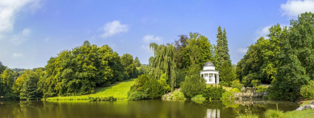 Bergpark Wilhelmshöhe, lizensiert bei Adobe Stock