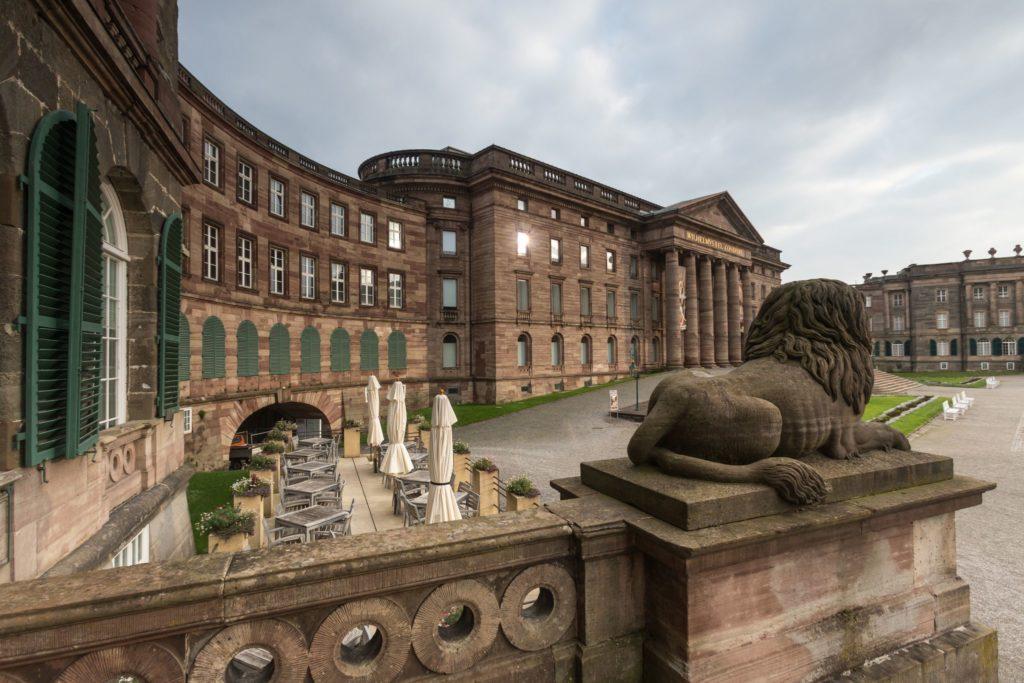 Schloss Wilhelmshöhe, lizensiert bei Adobe Stock