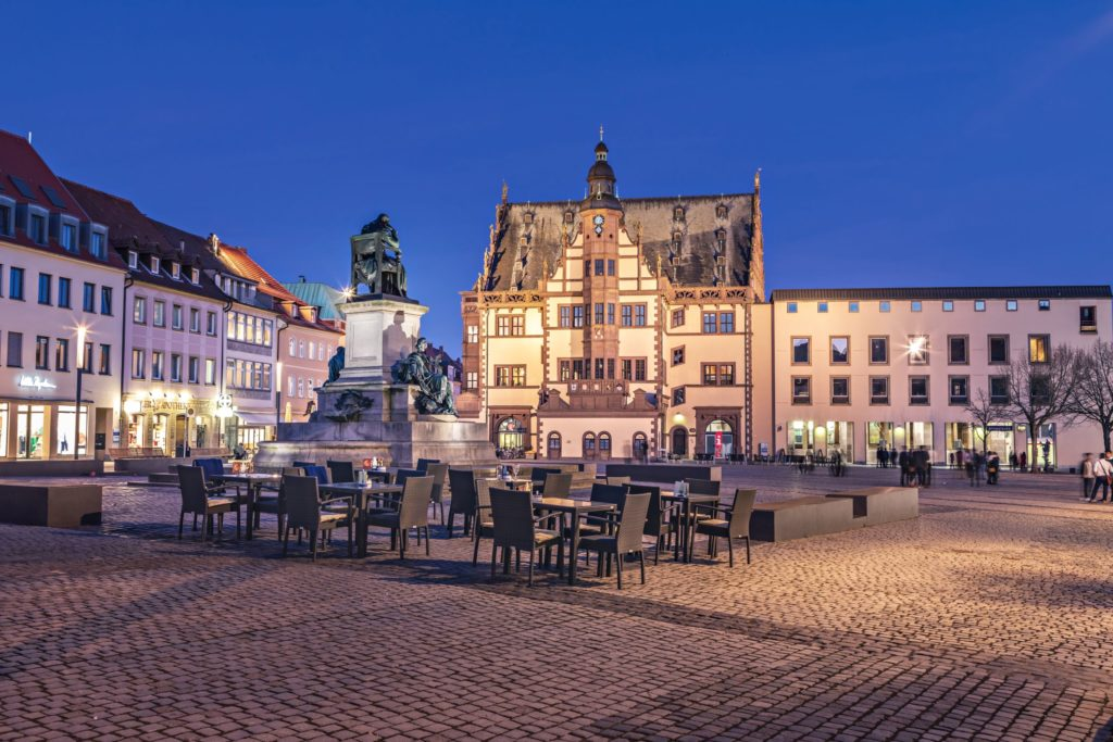 Schweinfurt, lizensiert bei Adobe Stock