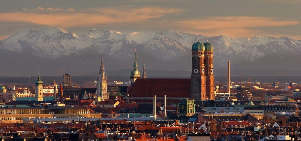 München. lizensiert bei Adobe Stock