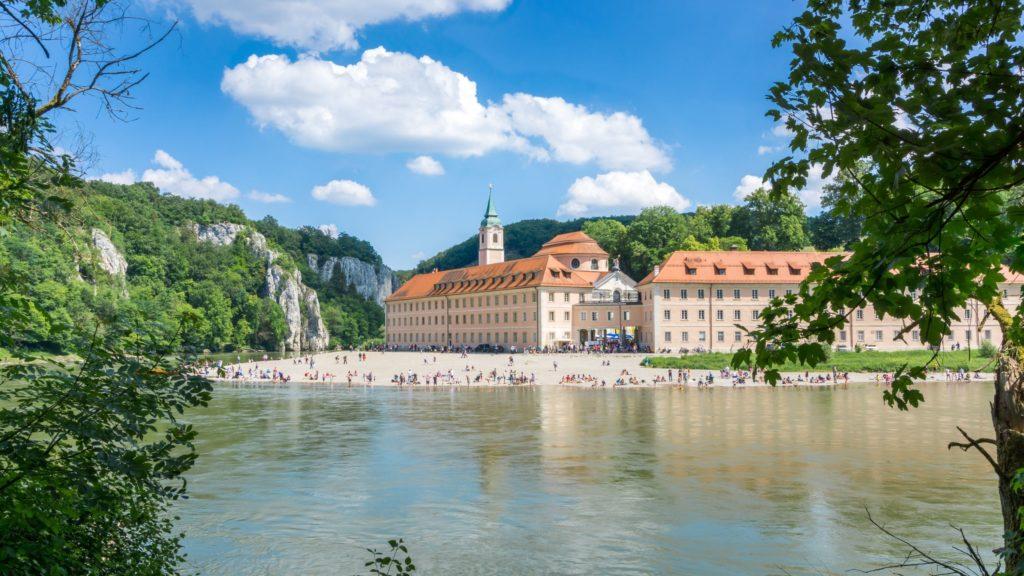 Kloster Weltenburg, lizensiert bei Adobe Stock